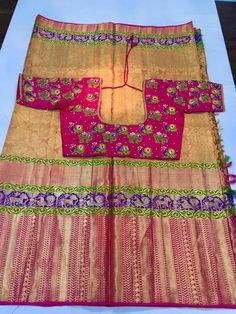 Mirror Work Saree, Silk Saree Blouse Designs, Work Sarees, Work Blouse, Maggam Works, Classy, Blouses, Collection, Simple