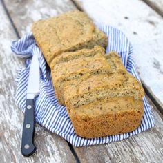 Paleo Almond Bread: gluten free, sugar free, dairy free.  cinemaandspice.com