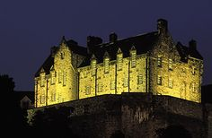 edinburgh castle Top 10 Most Haunted Places in World