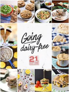 21 Days of Delicious, Nutritious Recipes for the 21-Day Dairy Free Challenge with So Delicious! Vegan-friendly and most gluten-free, too. Enjoy ...