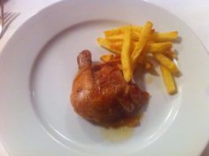 Zurich, Restaurant Emilio. Best Chicken in town