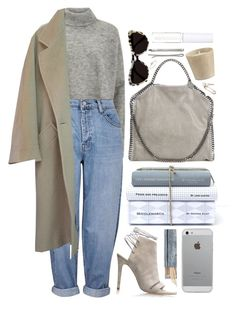 """Untitled #429"" by s-ensible ❤ liked on Polyvore featuring Madewell, Designers Remix, Topshop, MaxMara, Prism, Luvvitt, Bamford, Lord & Berry, Crate and Barrel and CB2"
