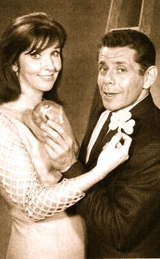 Stiller and Meara--she is an inspiration to many, many female comedians.