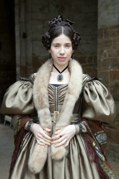 "Sally Hawkins as Mrs. Reed in ""Jane Eyre"" (2011)"