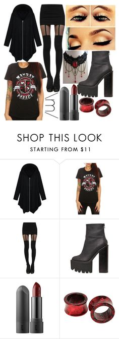 """Untitled #33"" by mayday100parade ❤ liked on Polyvore featuring Jeffrey Campbell"
