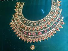 Well, You Can Wear Them In More Ways Than One - Bejewelled Blouses! Embroidery Neck Designs, Aari Embroidery, Hand Work Embroidery, Embroidery Blouses, Kids Blouse Designs, Bridal Blouse Designs, Choli Designs, Kids Dress Wear, Maggam Work Designs