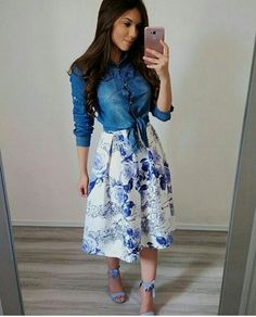 80 Casual Work Outfits for Spring to try this Year Modest Wear Spring Work Outfits, Casual Work Outfits, Cute Modest Outfits, Spring Ootd, Stylish Outfits, Modest Wear, Modest Dresses, Modest Clothing, Modest Apparel