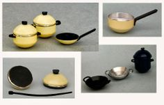 how to: pots and pans