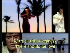 ▶ Elvis Presley - Blue Hawaii (with lyrics) - YouTube