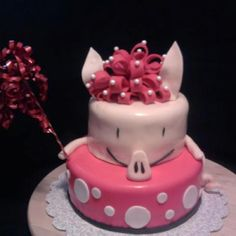 Olivia cake by Mamas Baked Goodies