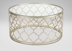 Tracery Coffee Table