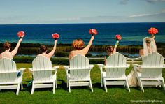 These people have it right, a Block Island wedding would be wonderful!
