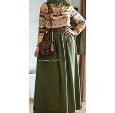 Pinterest   @adarkurdish Modern Hijab Fashion, Abaya Fashion, Muslim Fashion, Modest Fashion, Girl Fashion, Fashion Outfits, Modele Hijab, Hijab Fashionista, Stylish Dresses For Girls