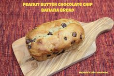 Michelle's Tasty Creations: Peanut Butter Chocolate Chip Banana Bread