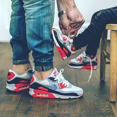 Secrets Of Sneaker Shopping – Sneakers UK Store Air Max 90, Nike Air Max, Baby Sneakers, Air Max Sneakers, Sneakers Nike, Family Outfits, Baby Boy Outfits, Boy Shoes, Nike Shoes
