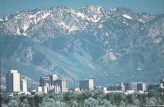 Salt Lake City            :)