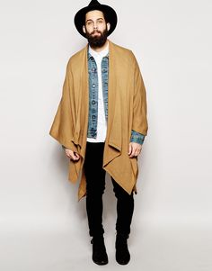 I need this cape! Look perfect over a plain white t-shirt or white shirt. Perfect for the cooler spring/ summer evenings. http://asos.do/vT4Ik4