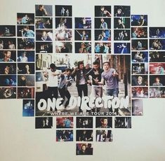 one direction heart picture One Direction Bedroom, Four One Direction, One Direction Posters, One Direction Drawings, One Direction Lockscreen, One Direction Wallpaper, One Direction Humor, One Direction Imagines, One Direction Pictures