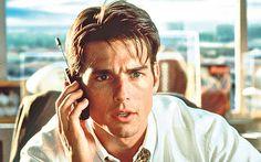 #tomcruise #jerrymaguire #throwbackthursday #tbt #phonesinmovies #cellphone