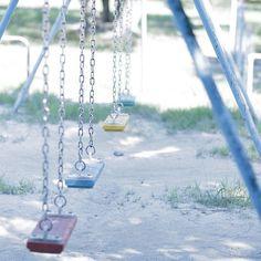 Swings of many colors   by masaru_yamamoto
