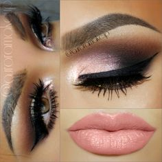 """""""It's done! 101 HOW TO BLEND EYESHADOW video turorial is on my YOUTUBE channel , link on my bio page ! Suscribe.  Listo , video nuevo en el canal de…"""""""