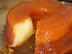 Pudim no Potinho - Recipe Candy Recipes, Wine Recipes, Sweet Recipes, Cooking Recipes, Brazil Food, Confort Food, Pudding Pies, Portuguese Recipes, Appetizer Recipes