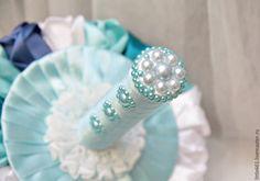 Купить Букет - дублер для невесты - разноцветный, букет дублер, букет невесты, свадебный букет, дублер