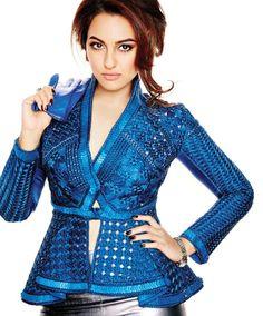 Sonakshi Sinha - L'Officiel Magazine -December 2013 ***