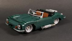Lego Jaguar XK-SS