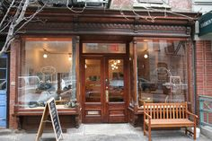 Café Grumpy in New York City | 25 Coffee Shops Around The World You Need To See Before You Die