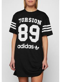 adidas Originals Kleid Torsion 89 black Artikelnummer: 6160100