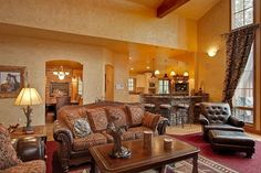 Highlands Vacation Rental - VRBO 236703 - 6 BR North Breckenridge House in CO, Indoor Pool, Movie Theater, Private Shuttle, 8000 Sf, Awesome!