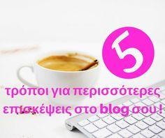5 τεχνικές για περισσότερες επισκέψεις στο blog σου http://ift.tt/1NGj16S  #edityourlifemag