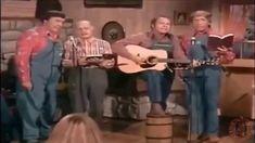 The Hee Haw Gospel Quartet - The Unclouded Day(Buck Owens,Grandpa Jones ...