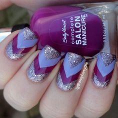 Instagram photo by amyforsythe #nail #nails #nailart