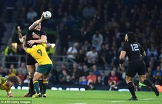 Sonny Bill stamped his mark on the RWC with second-half cameos vs Argentina, South Africa and Australia