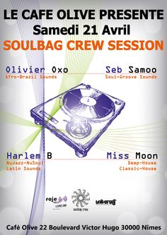 Soulbag Crew Session