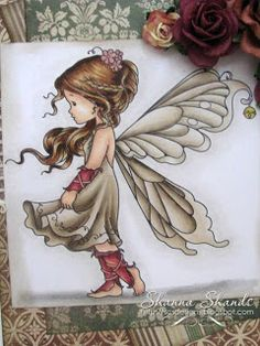 Shanna's Designs: Wee Fairy