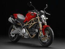 10 buenas motos recomendables para mujeres: Ducati Monster 696