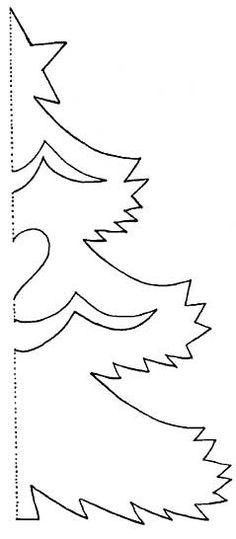 Ideas Decor Christmas Templates For 2019 Christmas Origami, Christmas Paper Crafts, Christmas Projects, All Things Christmas, Holiday Crafts, Christmas Holidays, Christmas Decorations, Christmas Ornaments, Christmas Templates