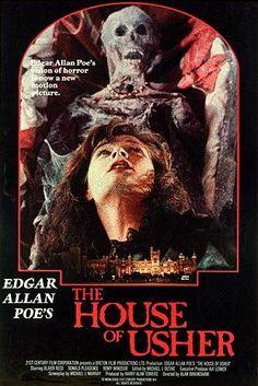 'The House of Usher', Horror film costuming.