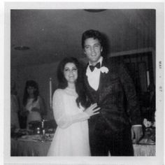 Second wedding reception at Graceland.