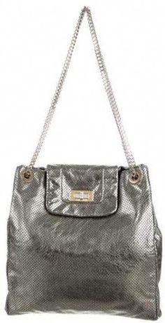 Chanel Large Drill Tote Metallic Large Drill Tote #Designerhandbags Classic Handbags, Icon Design, Designer Handbags, Drill, Metallic, Chanel, Shoulder Bag, Purses, Fashion