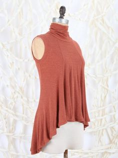 Altar'd State Trapeze Turtleneck