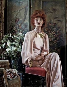 M: Codie Young, P: Giampaolo Sgura, S: Christiane Arp (Vogue Germany October 2013)