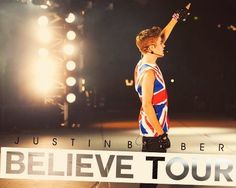 Justin Bieber's European BELIEVE Tour Dates 2013!!