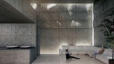Tadao Ando, Koshino House 12173d11050801.5633e0ba36a5c.jpg 600×338 pixels