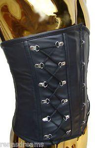 f6fa36f91a Hüft Korsett Mieder Herren Korsage leather corset men Collar