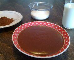 Rezept 100% selbstgemachter Schokopudding von harlekino - Rezept der Kategorie Desserts