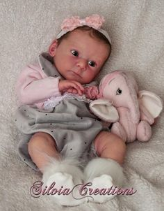 Mathis by Gudrun Legler - Pre-Orders - Online Store - City of Reborn Angels Supplier of Reborn Doll Kits and Supplies